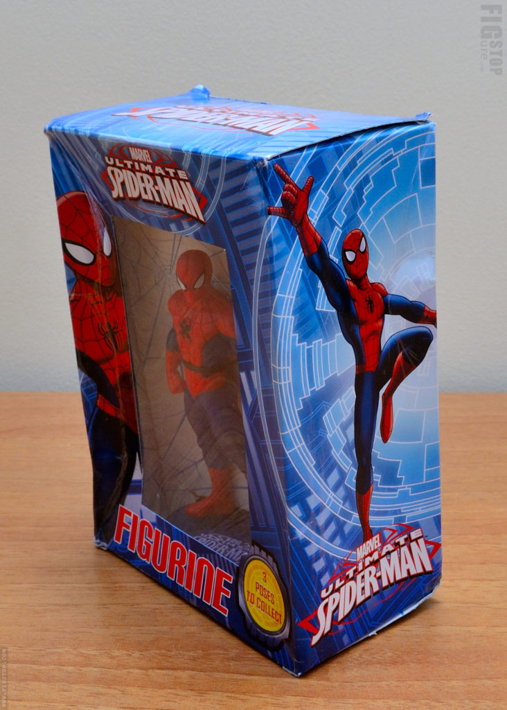 Marvel Ultimate Spiderman - Spiderman