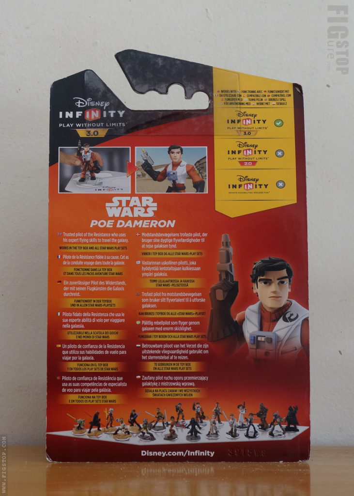 Disney Infinity 3.0 - Star Wars Poe Dameron