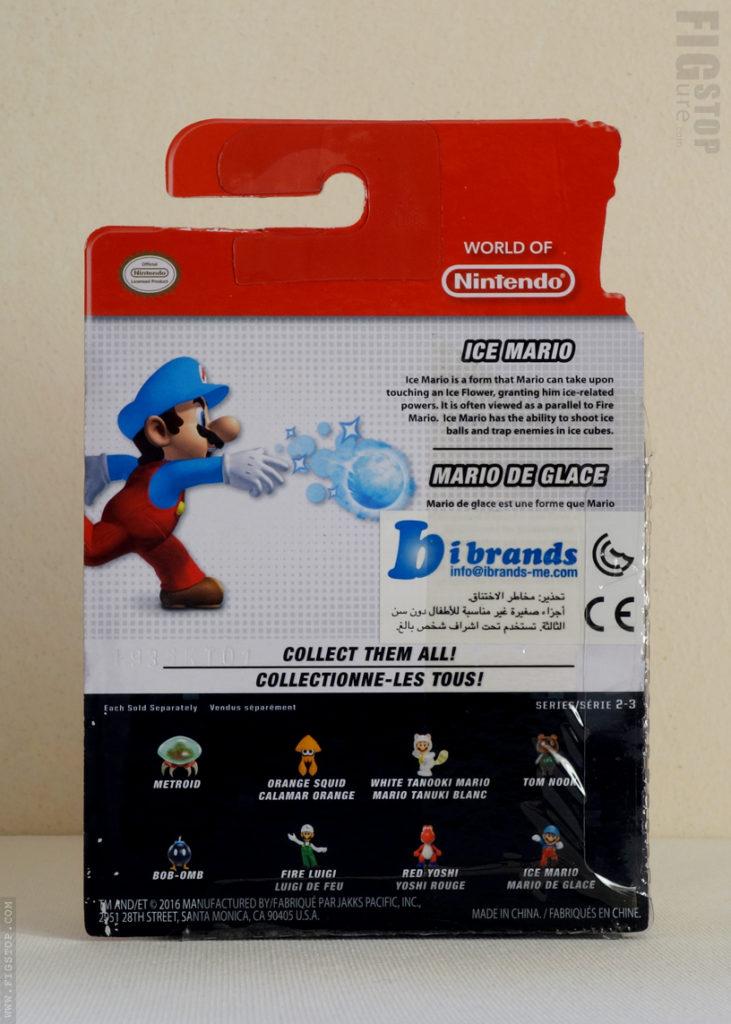 Nintendo - Ice Mario Figurine