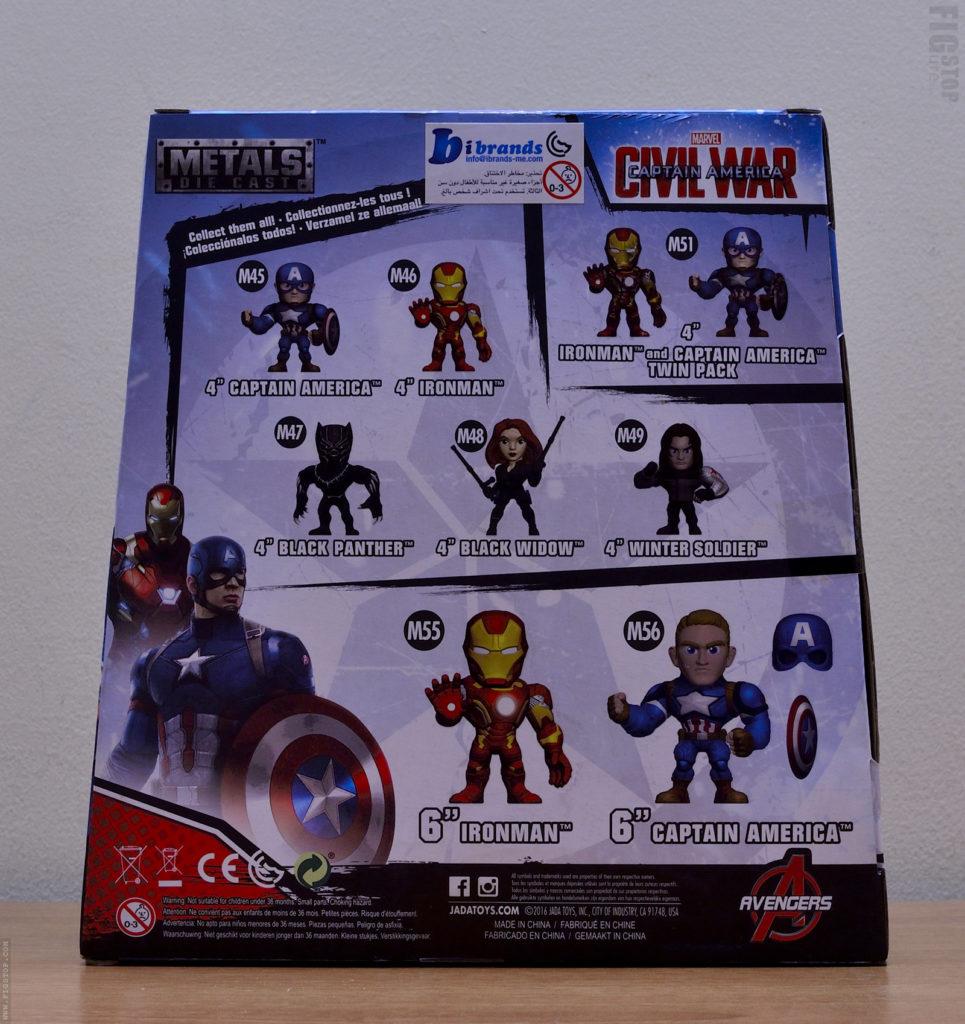Jada Toys - 6inch Iron Man