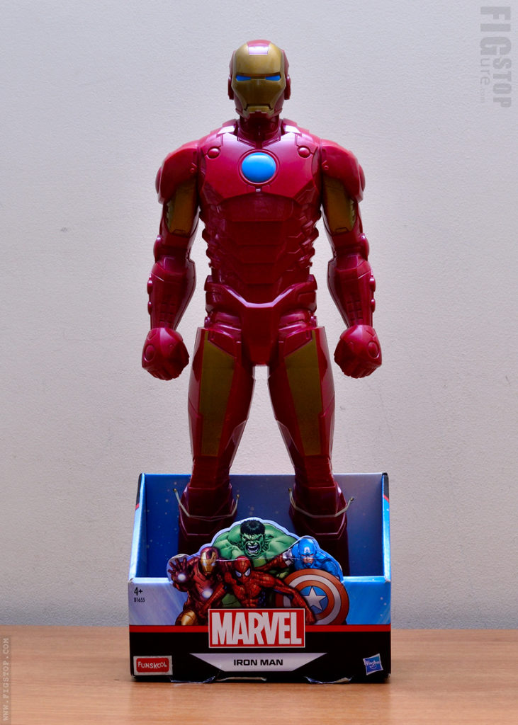 20inch Titan Series - Iron Man