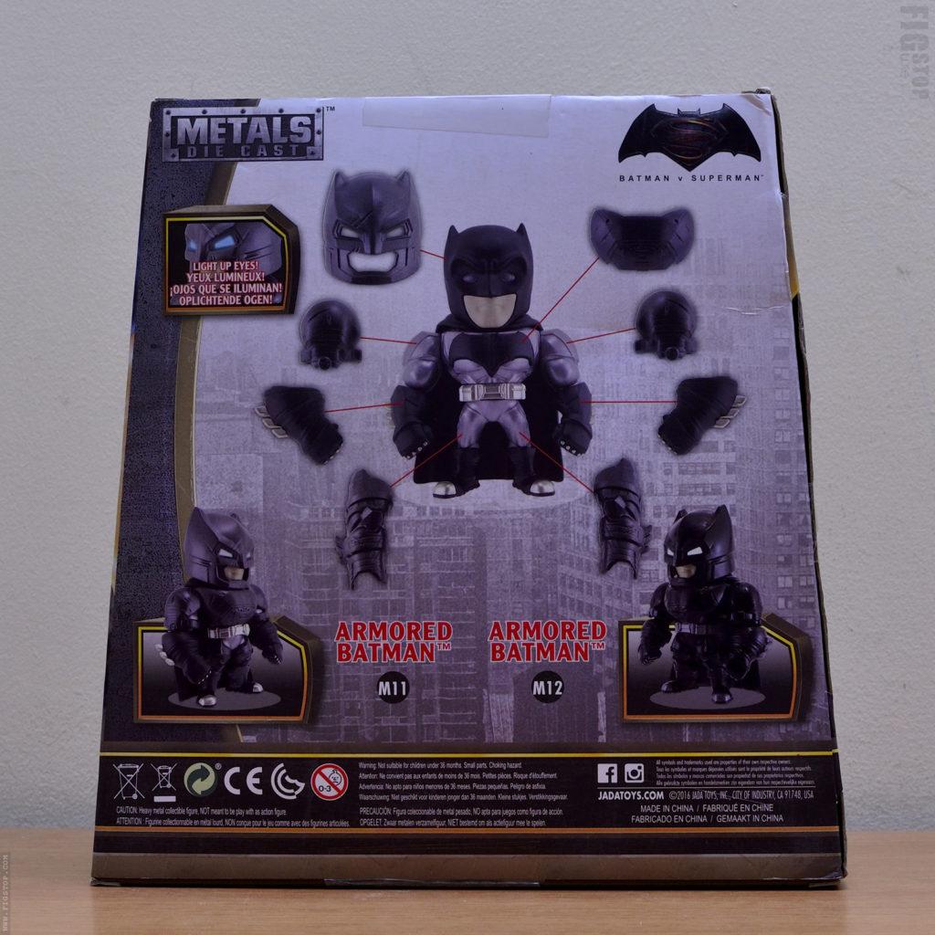 Jada Toys - Armored Batman