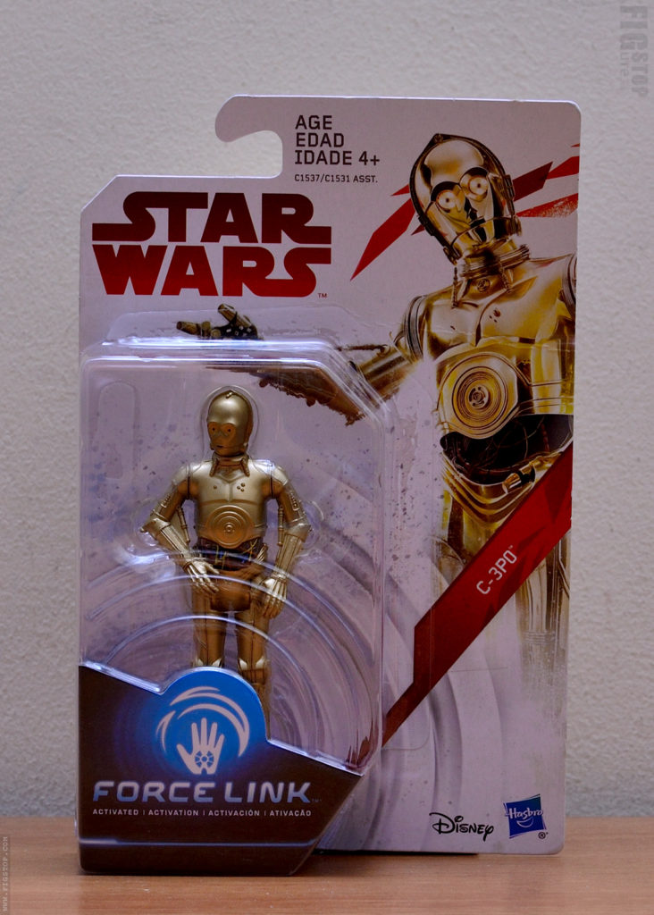 Star Wars Force Link - C-3PO