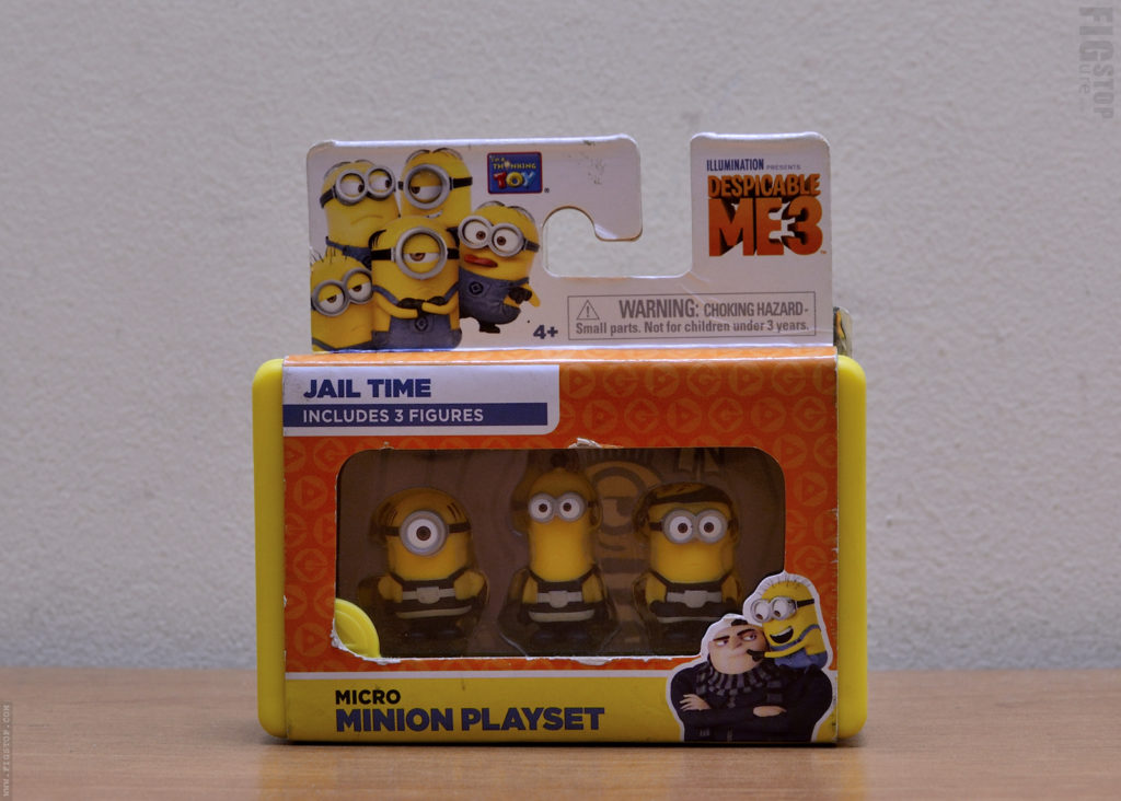 Despicable Me 3 - Jail Time Minions