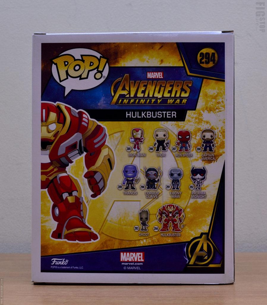 Avengers: Infinity War - Haulkbuster