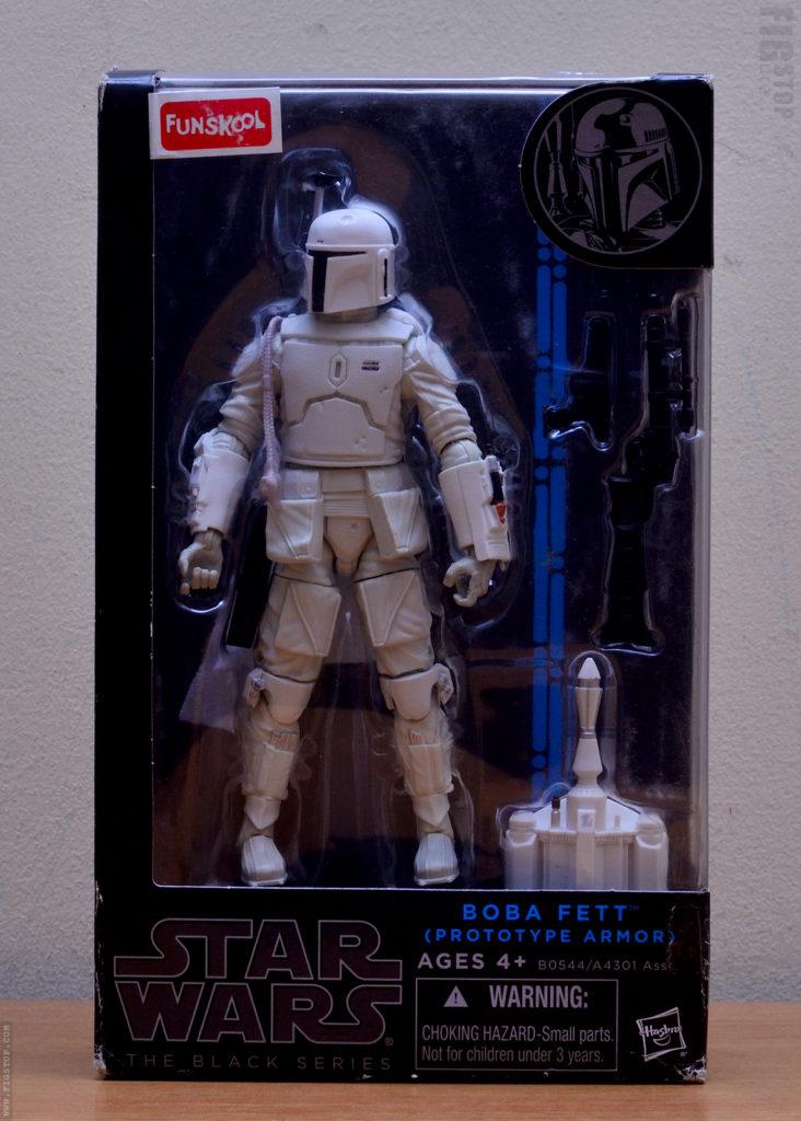 Star Wars - Boba Fett - Prototype Armor