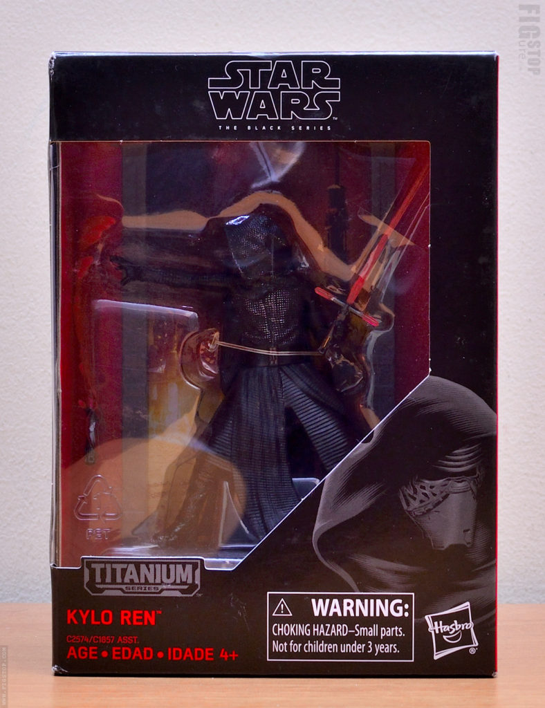 Star Wars Black Series - Kylo Ren