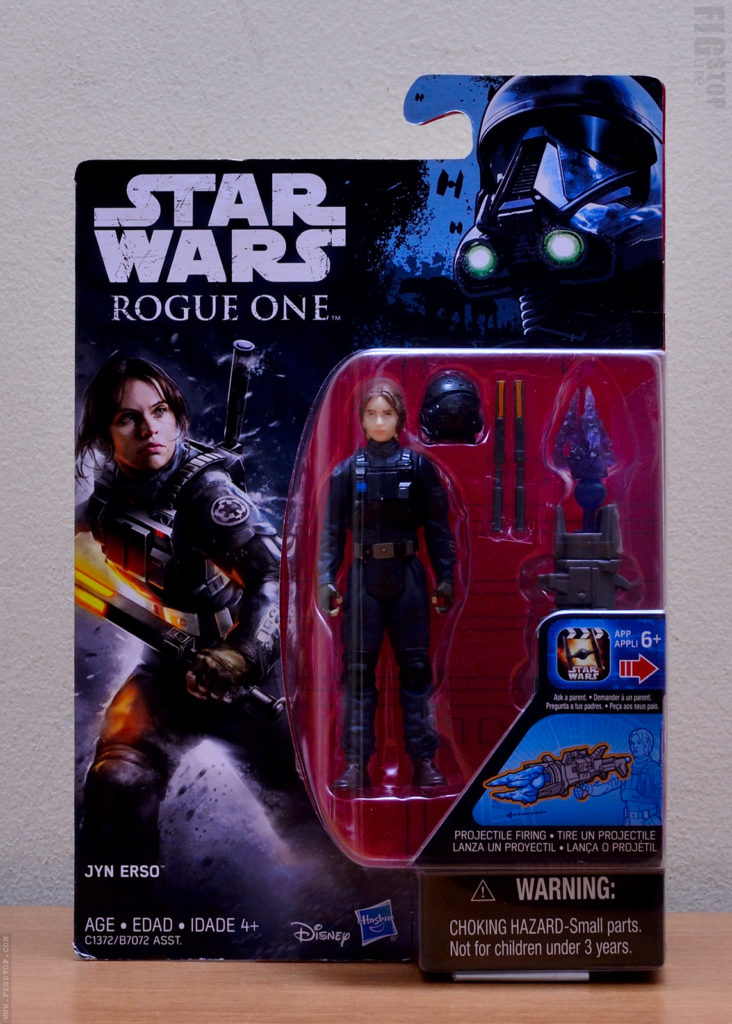 Star Wars Rogue One - Jyn Erso