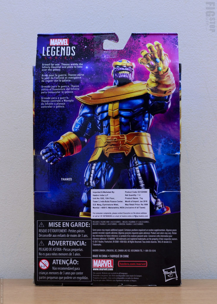Marvel Legends - Thanos