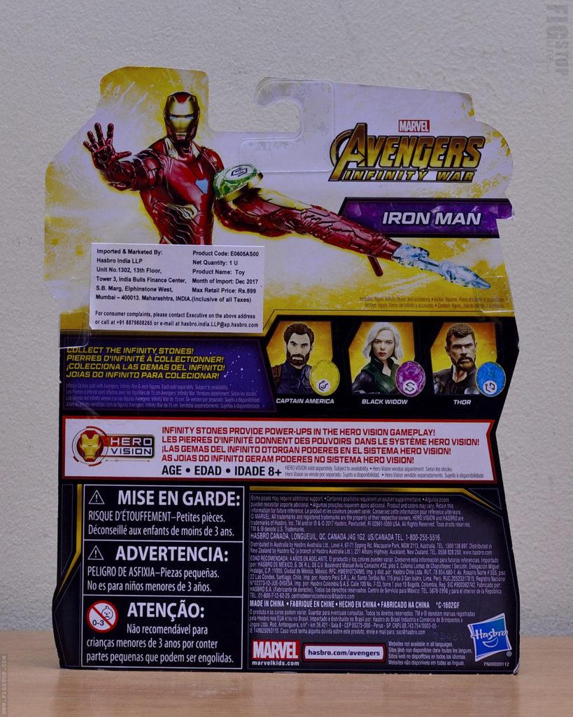 Hasbro Avengers: Infinity War Iron Man