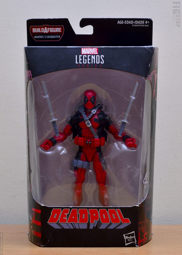Deadpool Action Figure