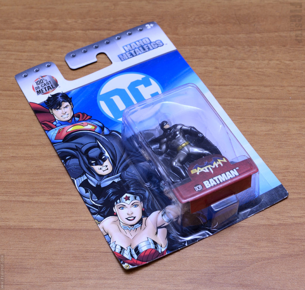 Nano Metalfigs Batman