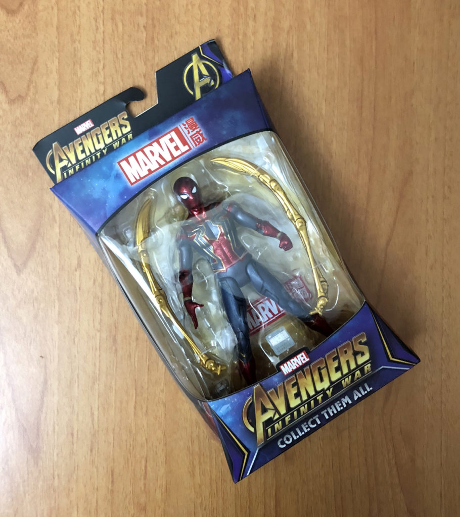Iron Spider - Figure