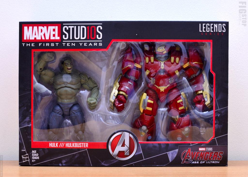 Marvel Studios The First Ten Years - Hulk Hulkbuster