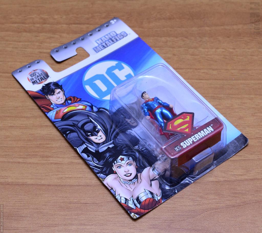 Nano Metalfigs Superman