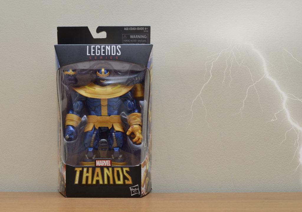 Hasbro Marvel Legends - Thanos