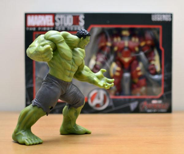 Hulkbuster - Box