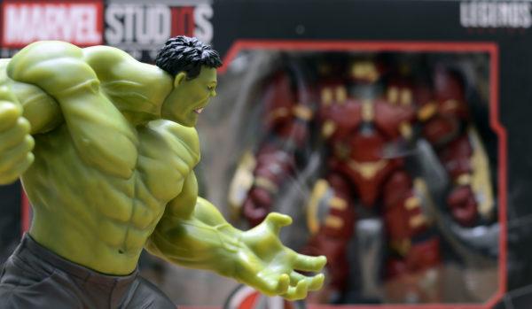 Hulk's Fury