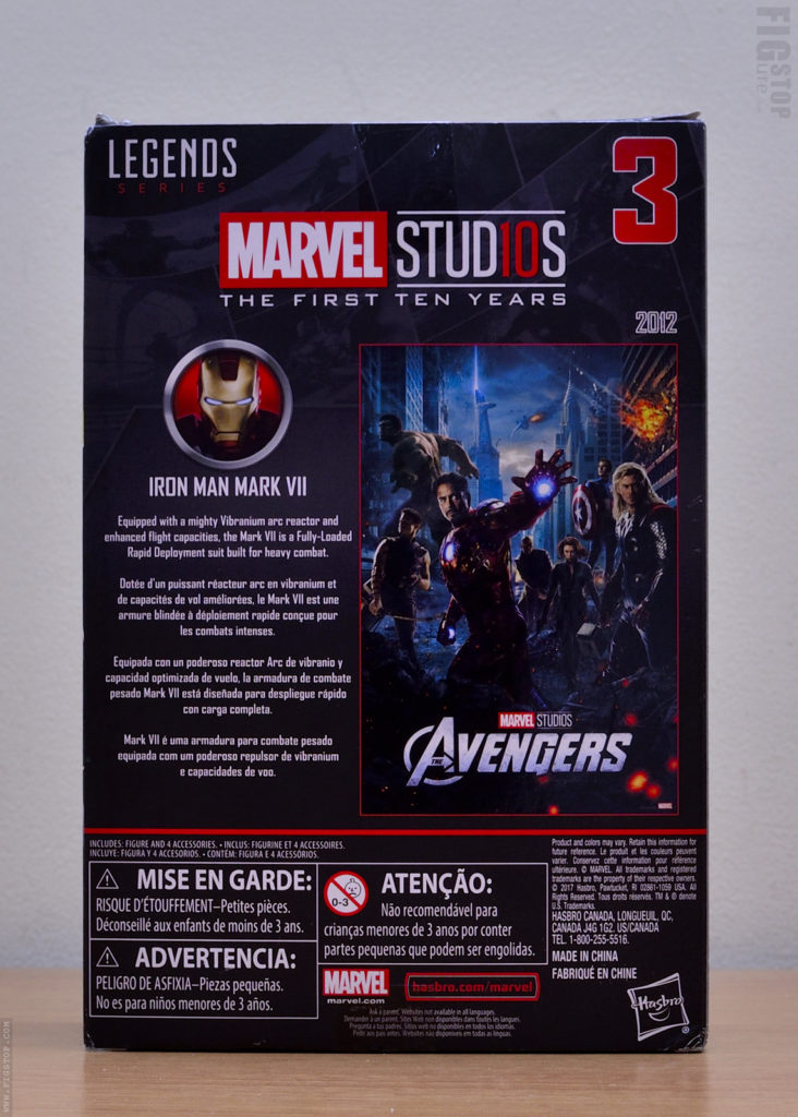 Marvel Studios The First Ten Years – Iron Man Mark VIII