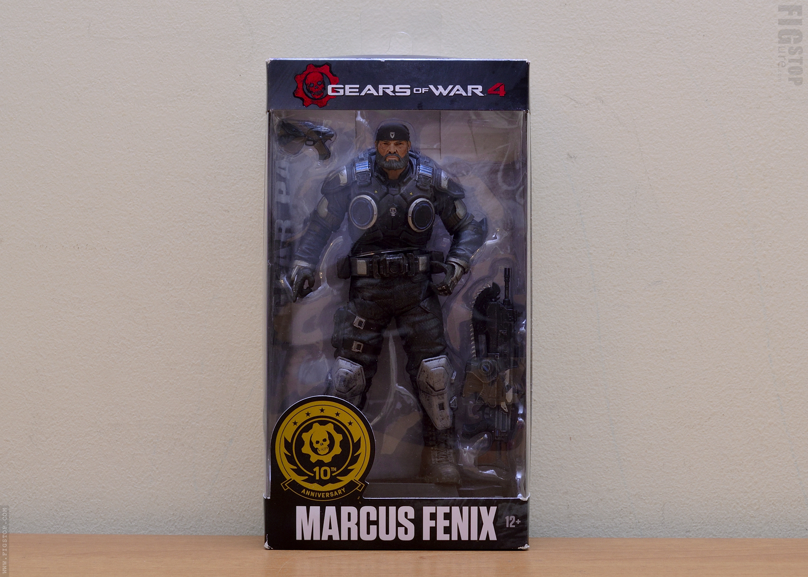 "Gears Of War 4 7/"" Marcus Fenix Action Figure"