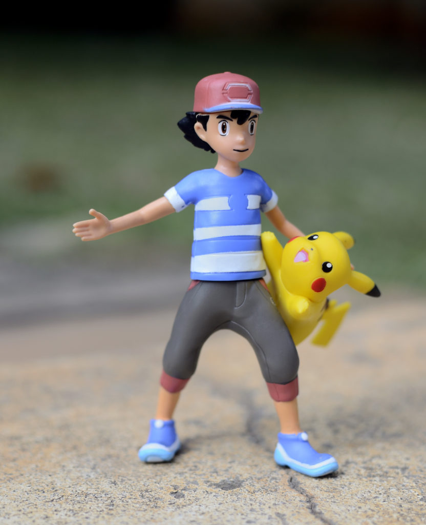 Pokemon: Ash and Pikachu I Choose You