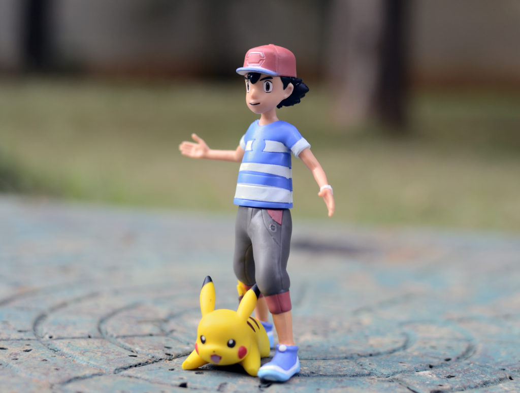 Pokemon: Ash and Pikachu