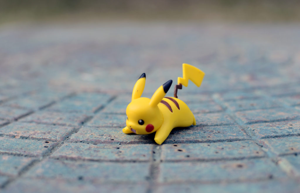 Pokemon: Pikachu