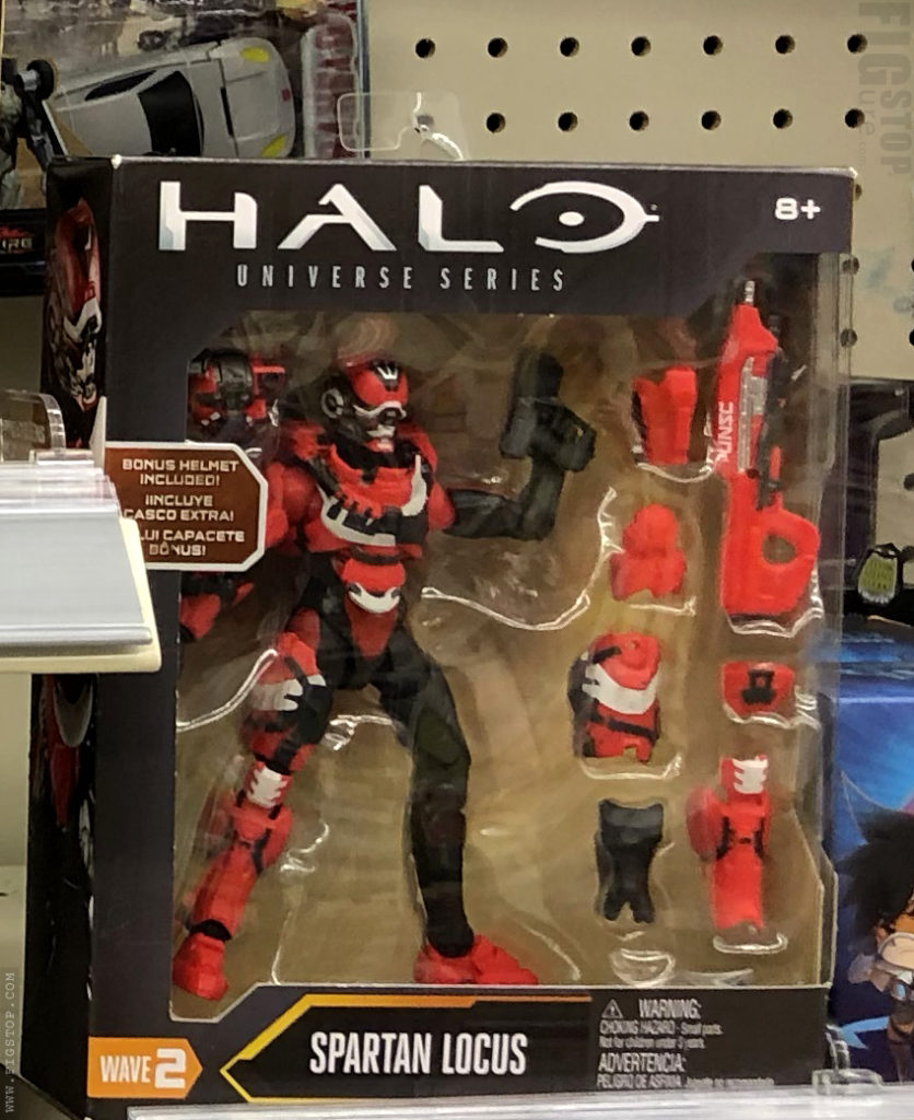 Walgreens Halo Figure