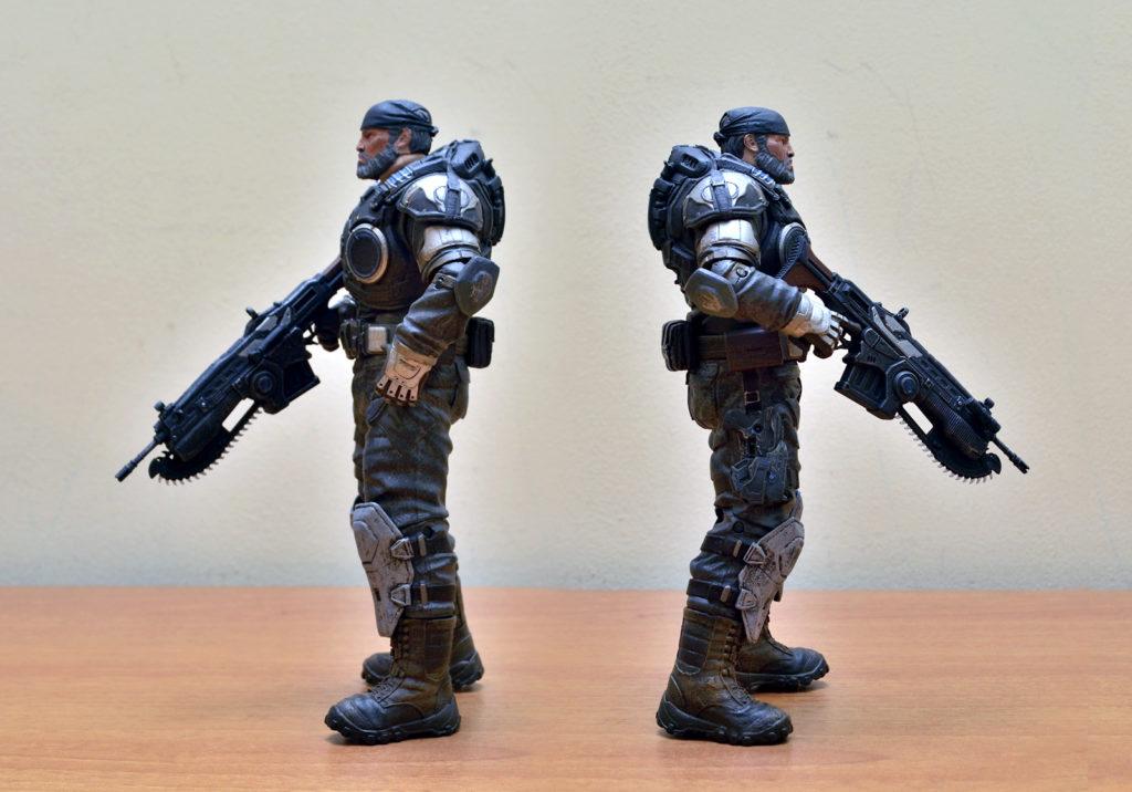 Gears of War-4 Marcus Fenix - Figure