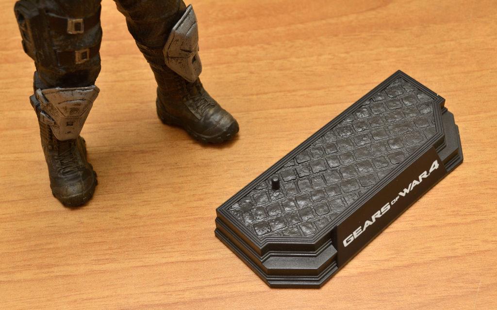 Gears of War-4 Marcus Fenix - Base