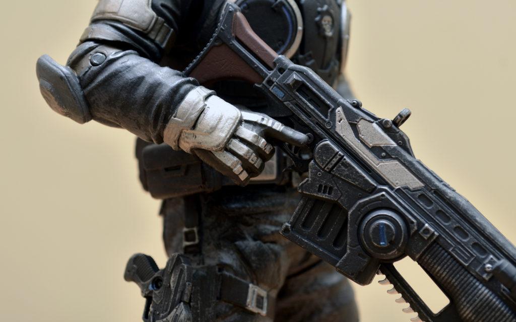 Gears of War-4 Marcus Fenix - Main Weapon