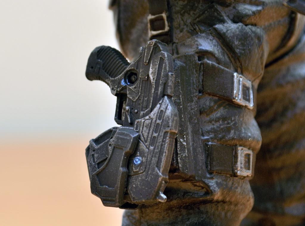 Gears of War-4 Marcus Fenix - Pistol