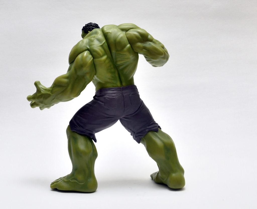 Crazy Toys - Hulk Figurine