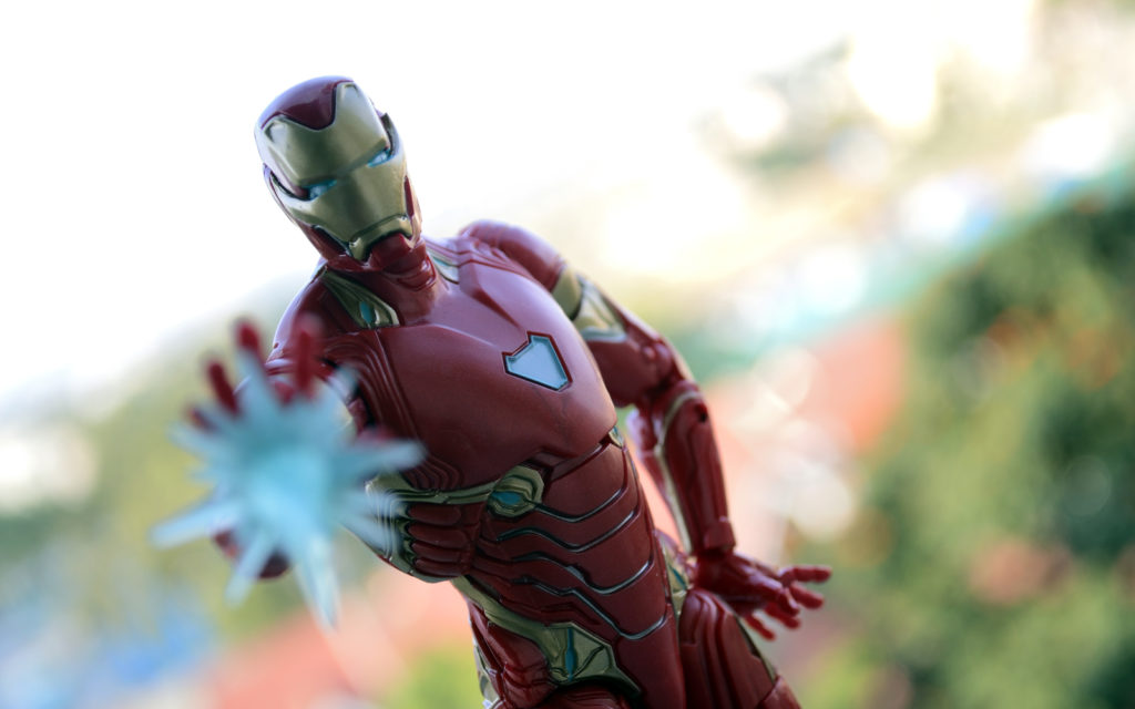 Iron Man Mark50 - Toy Photography