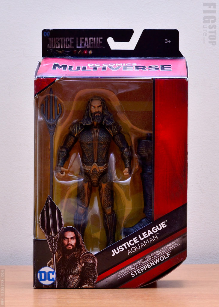 Justice League Aquaman - Action Figure