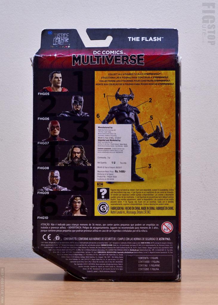 Justice League Flash - Action Figure