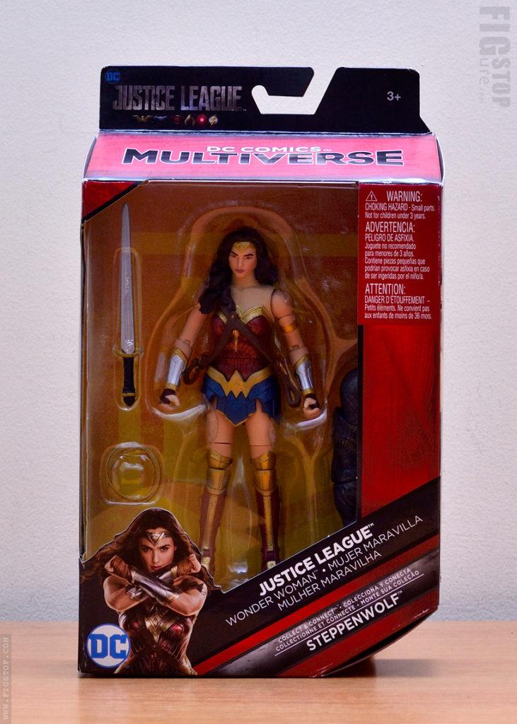 Justice League Wonder Woman - Action Figure