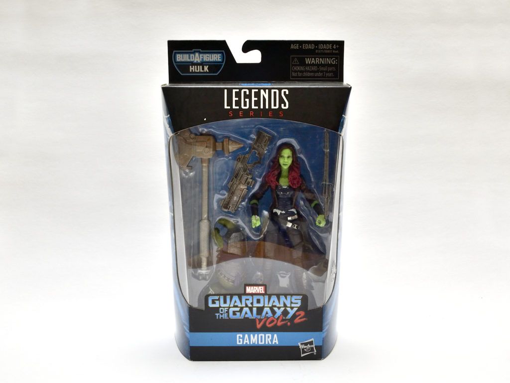 Marvel Legends Guardians of The Galaxy Vol-2 - Gamora