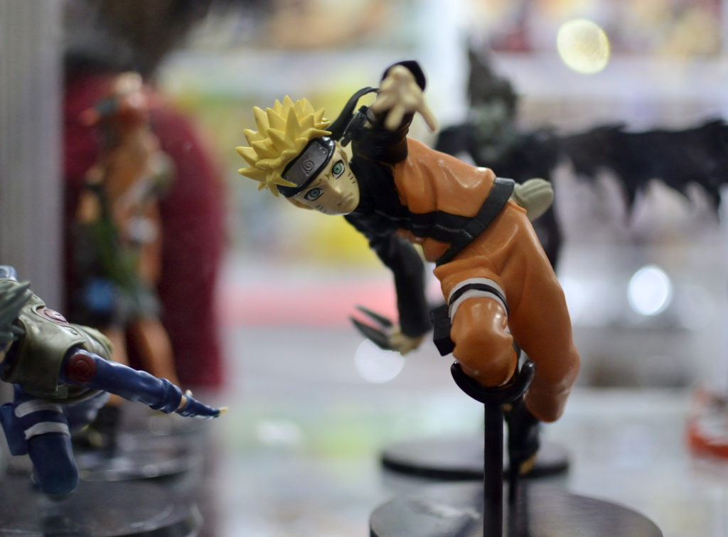 Anime - Statues