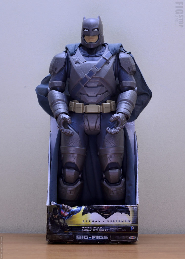 Batman vs Superman - Armored Batman