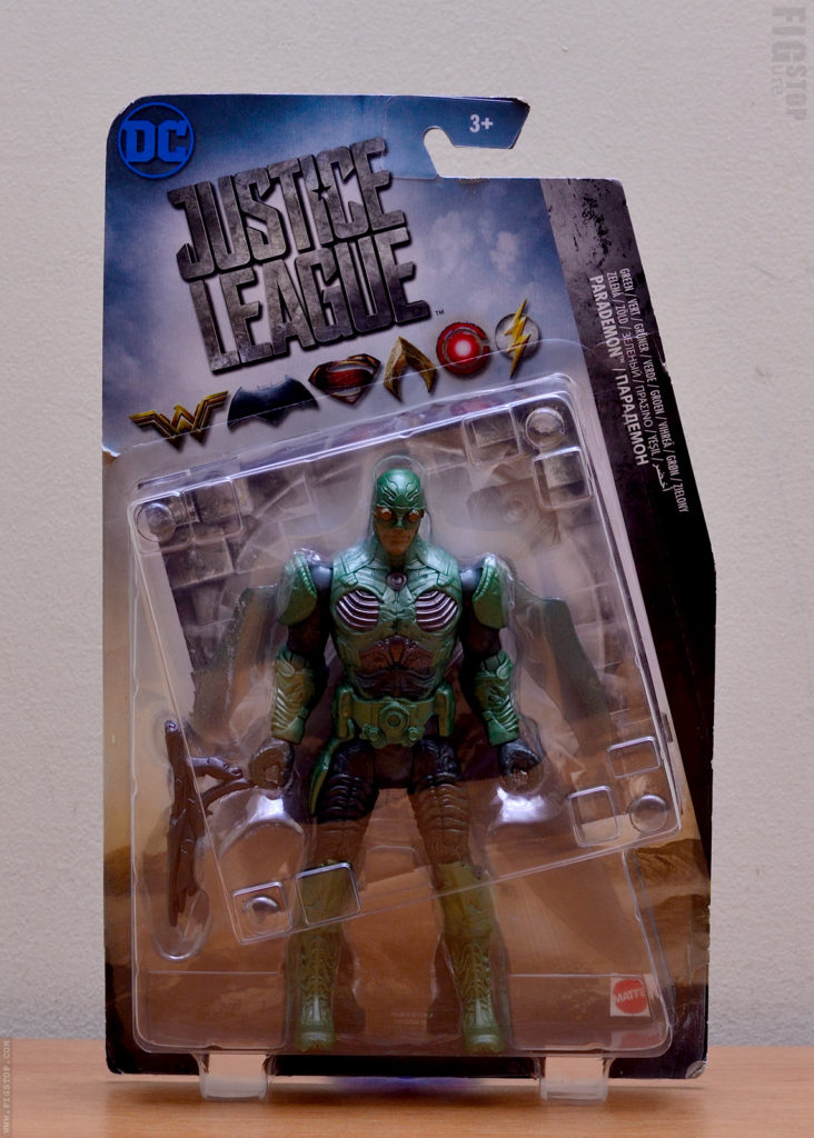 Justice League - Parademon
