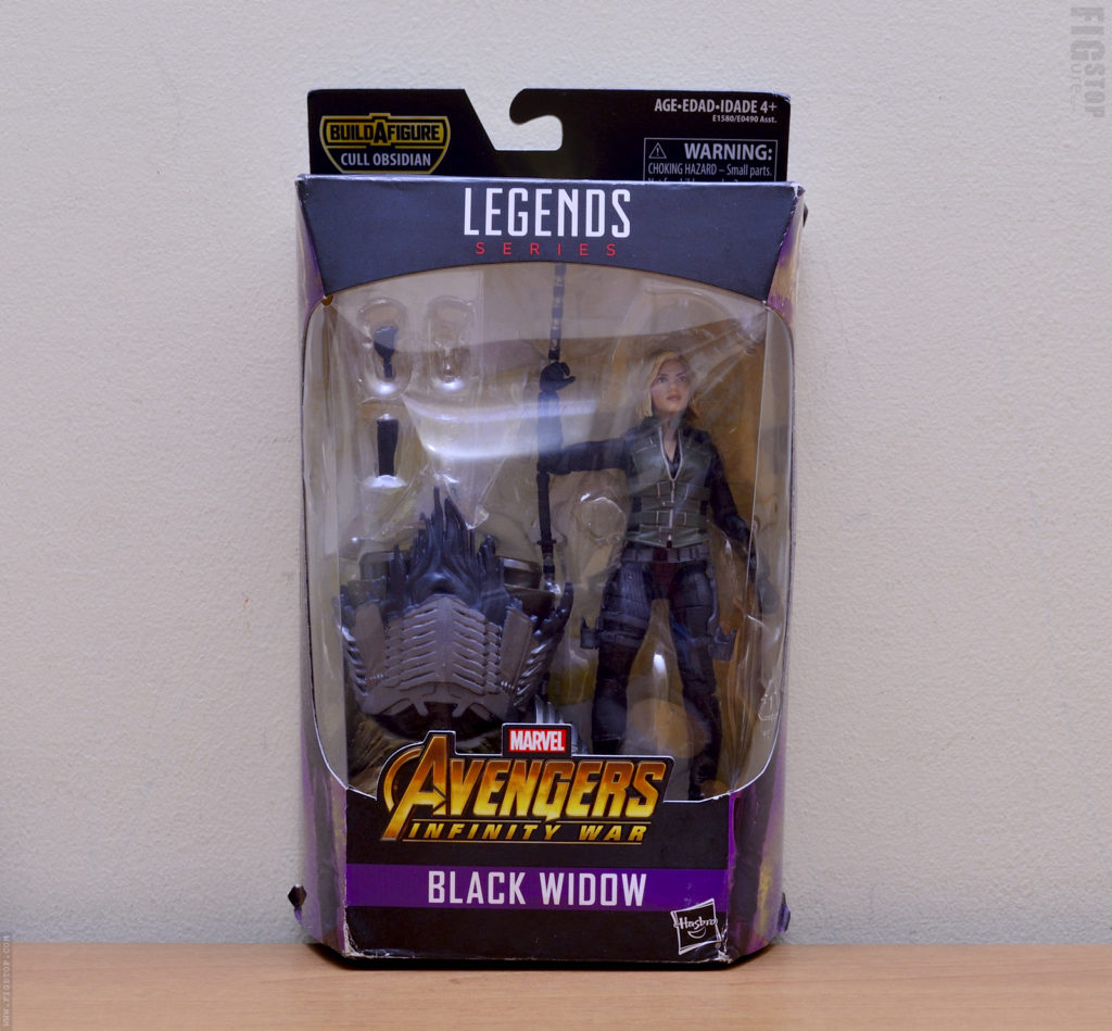 Marvel Legends Avengers: Infinity War Black Widow