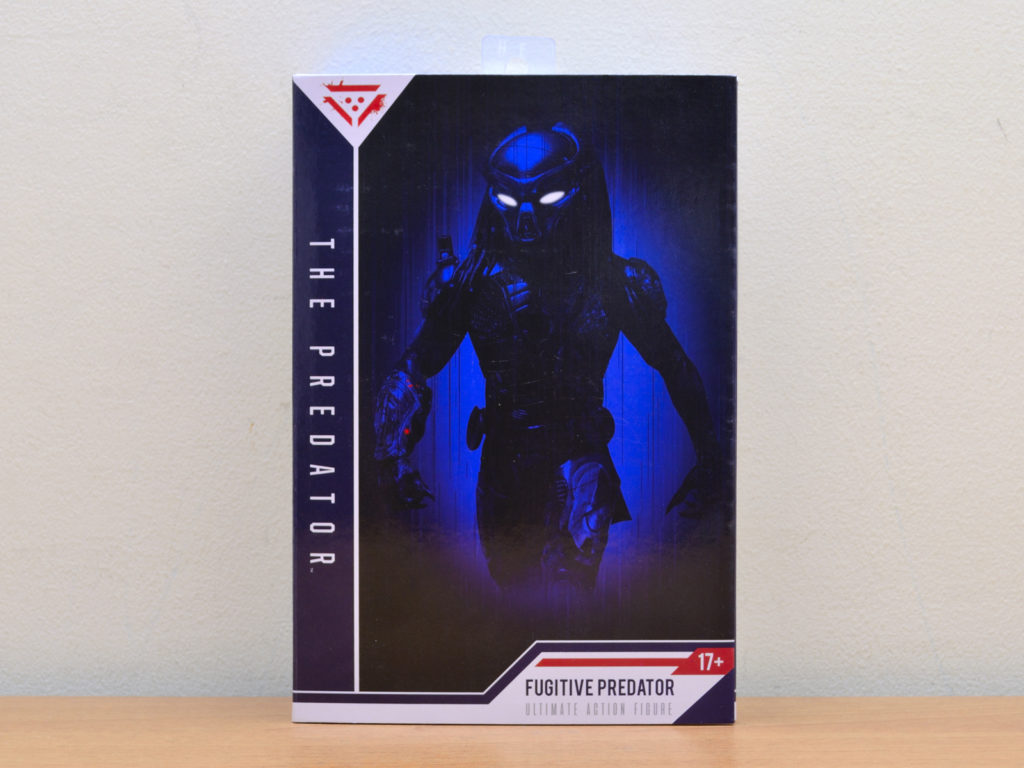 Neca Fugitive Predator Ultimate Action Figure - Box