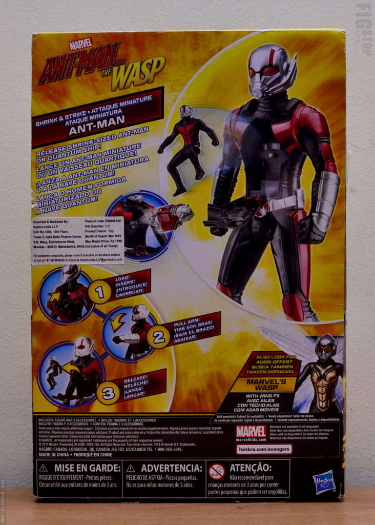Big Antman - Figure