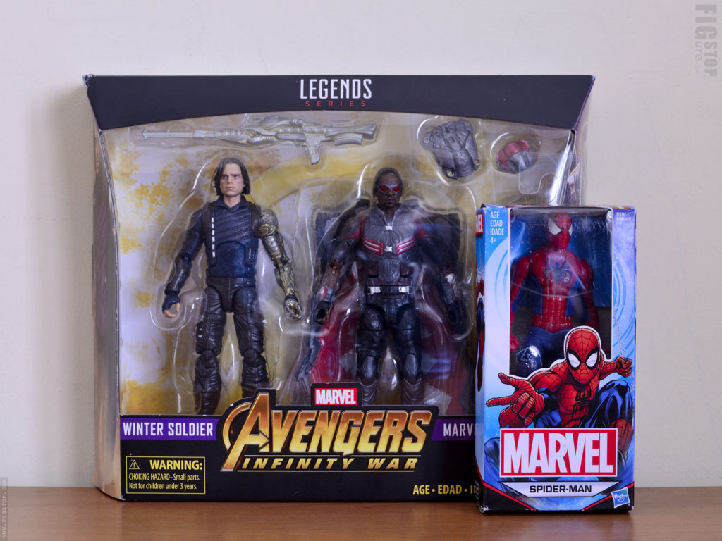 Marvel's Falcon and Winter Soldier - Two Pack