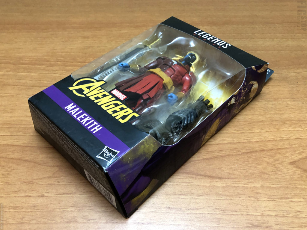 Marvel Legends Cull Obsidian Wave - Malekith
