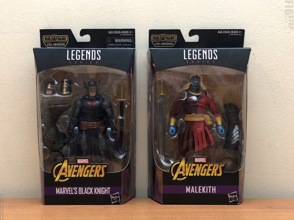 Marvel Legends Cull Obsidian Wave Haul