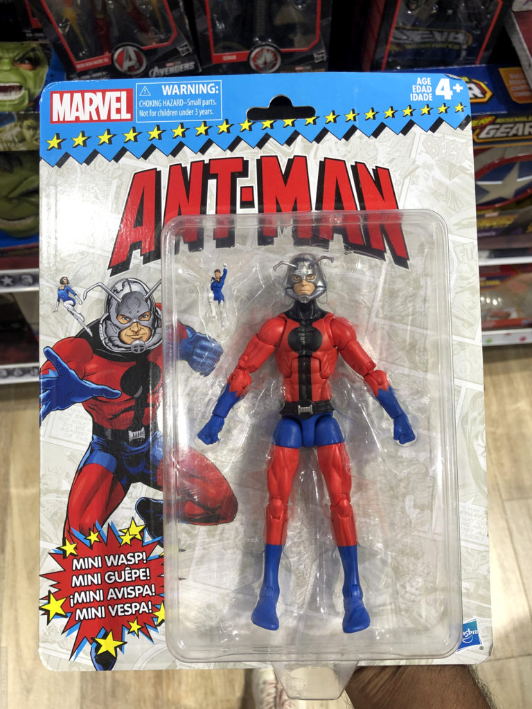 Marvel Legends Vintage Series 2 - Antman