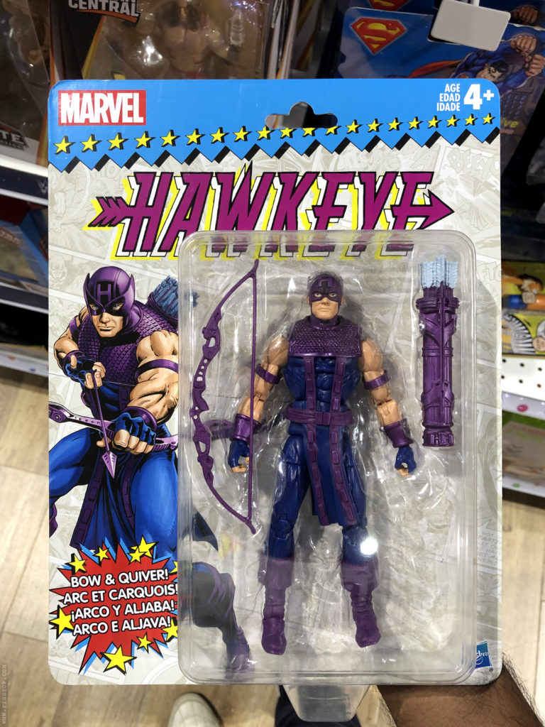 Marvel Legends Vintage Series 2 - Hawkeye