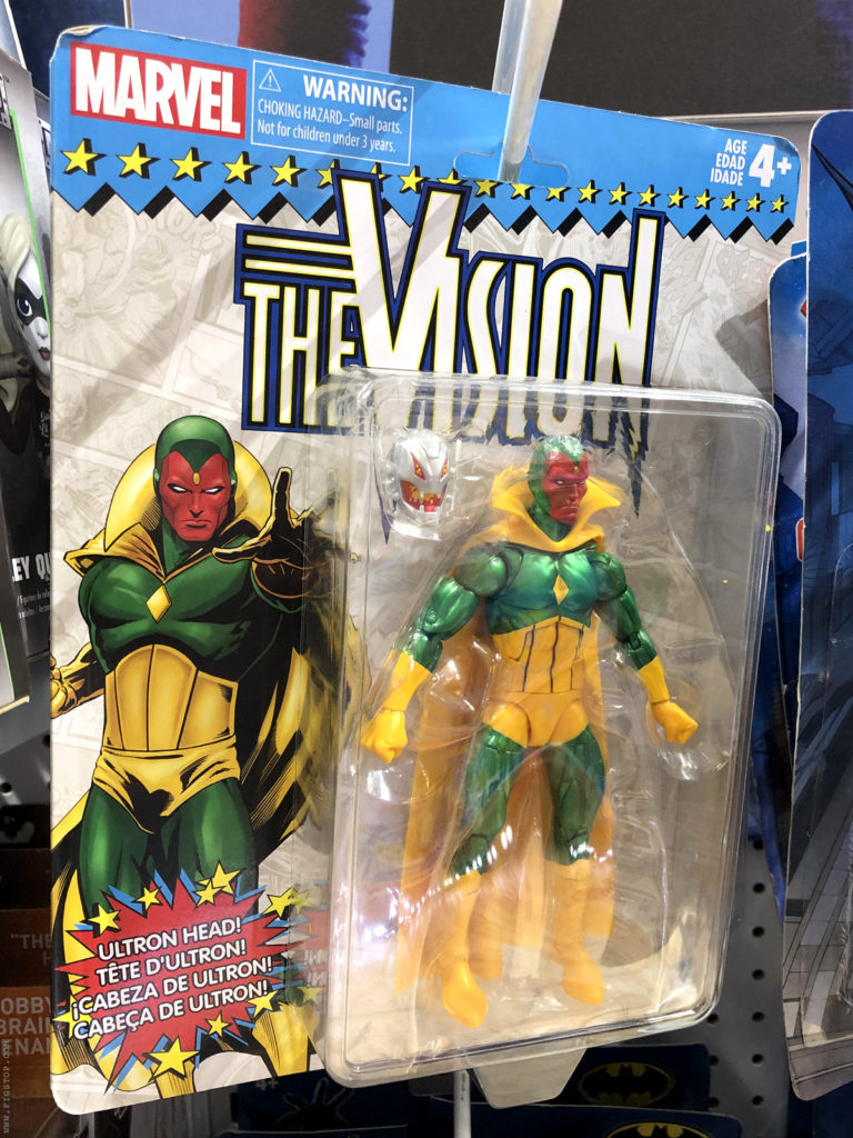 Marvel Legends Vintage Series 2 - Vision